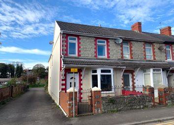 3 bed end terrace house for sale in Sunnyside Road, Bridgend CF31