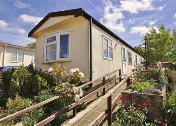 Thumbnail 2 bed mobile/park home for sale in Yew Tree Park Homes, Charing, Ashford