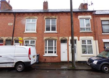 Thumbnail 2 bed terraced house for sale in Flax Road, Belgrave, Leicester, Leicestershire