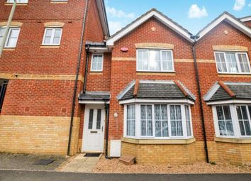Thumbnail 3 bed terraced house for sale in Fairview Drive, Willesborough, Ashford, Kent