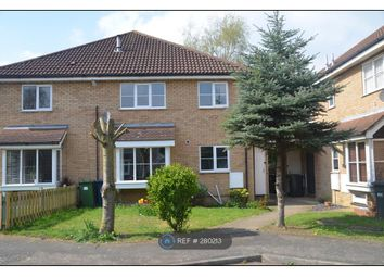 Thumbnail 2 bed terraced house to rent in Meadowsweet, Cambs