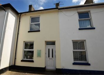 Thumbnail 2 bedroom terraced house for sale in Lemon Road, Newton Abbot, Devon.