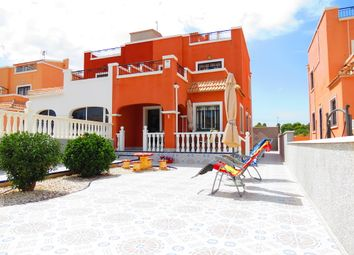 Thumbnail 3 bed semi-detached house for sale in Calle La Herrada, Costa Blanca South, Costa Blanca, Valencia, Spain
