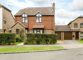 Thumbnail 4 bed detached house for sale in Gybbons Road, Rolvenden, Cranbrook, Kent