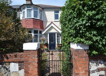 Thumbnail 5 bed semi-detached house for sale in St. Philips Avenue, Eastbourne