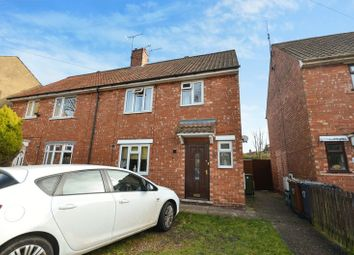 Thumbnail 3 bed semi-detached house for sale in 15 Beech Street, Lincoln
