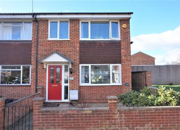 Thumbnail 3 bed end terrace house for sale in Bronte Crescent, Hemel Hempstead