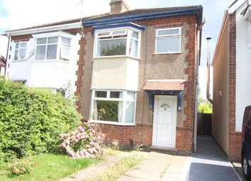 Thumbnail 2 bed semi-detached house for sale in 65, Teignbank Road, Hinckley