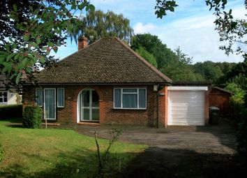 Thumbnail 3 bed bungalow to rent in Frog Grove Lane, Wood Street Village, Guildford