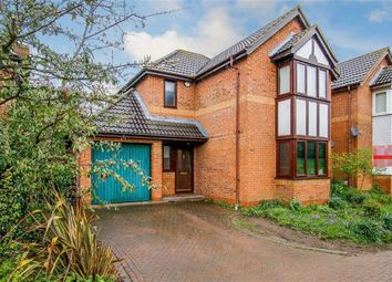 Thumbnail 3 bedroom detached house for sale in Streatham Place, Bradwell Common, Milton Keynes, Bucks