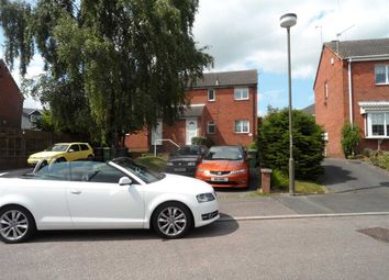 Thumbnail 1 bed flat to rent in Larchdale Close, Broadmeadows, South Normanton, Alfreton