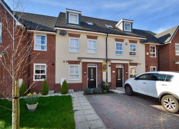 Thumbnail 4 bedroom town house for sale in Rayleigh Close, Radcliffe, Manchester
