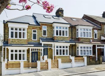 Thumbnail 3 bed terraced house for sale in Hurst Road, Walthamstow, London