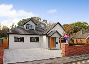Thumbnail 5 bed detached house for sale in Vale Road, Ash Vale, Surrey