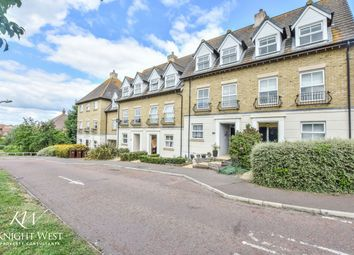 Thumbnail 3 bed town house for sale in Sandmartin Crescent, Stanway, Colchester