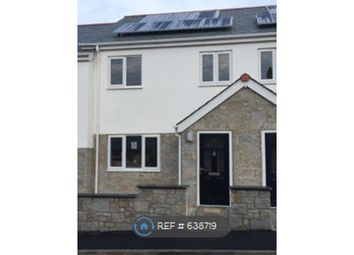 Thumbnail 3 bed terraced house to rent in Old Garage Terrace, Penzance, Cornwall