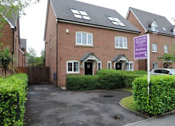 Thumbnail 3 bed semi-detached house for sale in Hunt Lane, Chadderton, Oldham