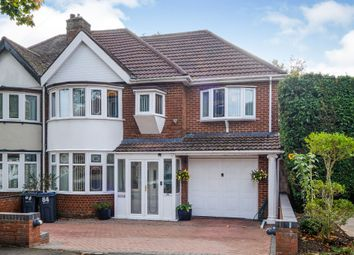Thumbnail 4 bed semi-detached house for sale in Cherry Orchard Road, Handsworth Wood, Birmingham