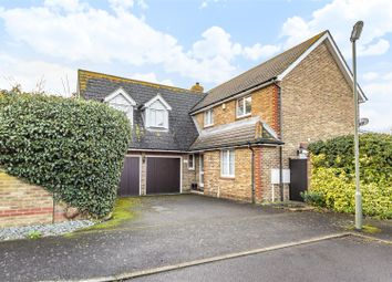 Thumbnail 4 bed detached house to rent in Fairfax Avenue, Ewell, Epsom