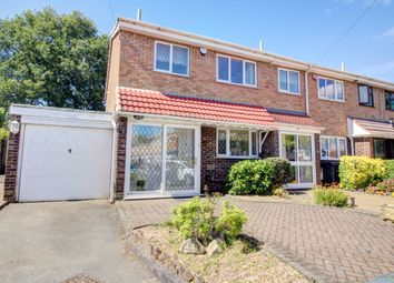 Thumbnail 3 bed end terrace house for sale in Mayfair Close, Birmingham