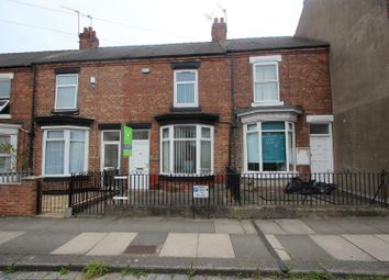 Thumbnail 2 bed terraced house to rent in Lodge Street, Darlington