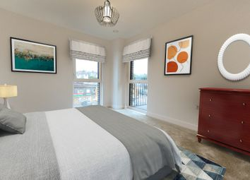 Thumbnail 2 bed flat for sale in Davigdor Road, Hove