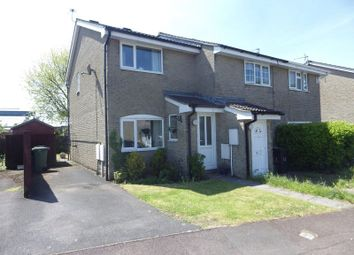 Thumbnail 2 bedroom end terrace house for sale in Breaches Gate, Bradley Stoke, Bristol