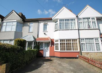 Thumbnail 3 bed terraced house to rent in Trehearn Road, Hainault