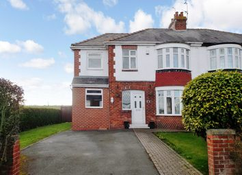 Thumbnail 4 bed semi-detached house for sale in Bridge House Estate, Ferryhill