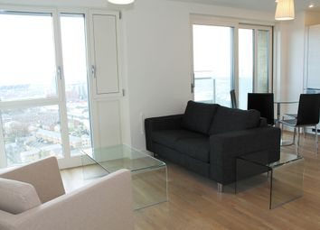 Thumbnail 1 bed flat to rent in Marner Point, Jefferson Plaza, Bow