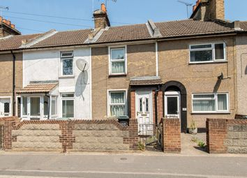 Thumbnail 2 bed terraced house for sale in Church Walk, Milton Road, Gravesend