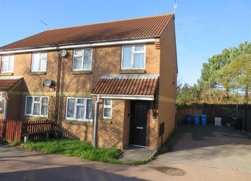Thumbnail 3 bed semi-detached house for sale in Chaldon Road, Poole