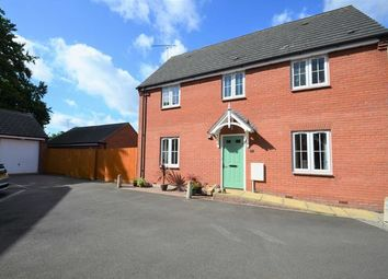 Thumbnail 3 bed end terrace house to rent in Hawks Drive, Tiverton