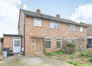 Thumbnail 3 bed semi-detached house for sale in Boughton Avenue, Bromley