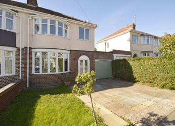 Thumbnail 3 bedroom semi-detached house for sale in Burland Avenue, Wolverhampton