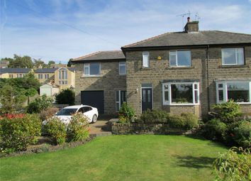 Thumbnail 4 bed semi-detached house to rent in Clifton Avenue, Holmfirth