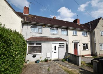 Thumbnail 2 bed terraced house for sale in Wordsworth Road, Horfield, Bristol