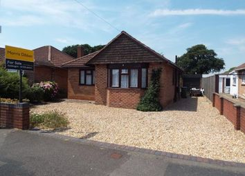 Thumbnail 3 bed bungalow for sale in Alfred Road, Stubbington, Fareham