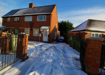 Thumbnail 2 bedroom semi-detached house for sale in May Crescent, Trimdon Station