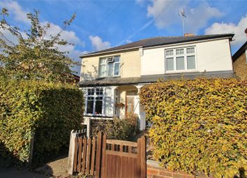Thumbnail 2 bed flat for sale in Horsell, Woking, Surrey