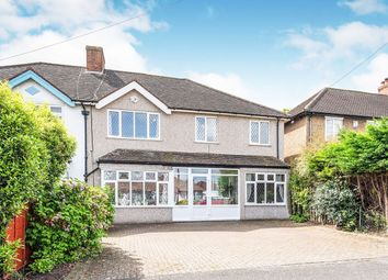 Thumbnail 5 bedroom semi-detached house for sale in Oakhill Road, Sutton