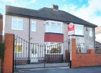 Thumbnail 4 bed semi-detached house for sale in Basegreen Crescent, Sheffield, South Yorkshire