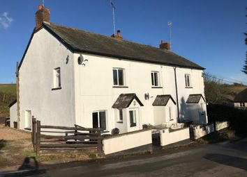 Thumbnail 3 bed cottage to rent in Dunchideock, Exeter