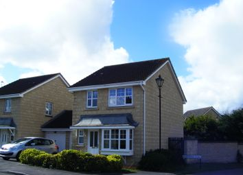 Thumbnail 3 bed link-detached house to rent in Barn Owl Close, Chippenham