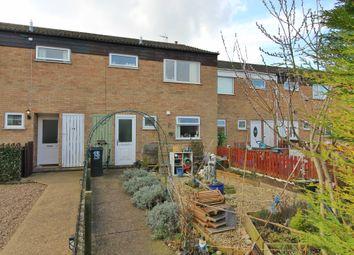 Thumbnail 3 bed terraced house for sale in Aegir Close, Gainsborough
