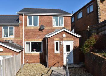 3 bed end terrace house for sale in Cwmcoed, Bettws, Bridgend . CF32