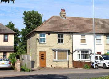Thumbnail 3 bedroom end terrace house for sale in Coldhams Lane, Cherry Hinton, Cambridge