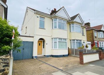 3 bed semi-detached house for sale in Ennismore Gardens, Southend-On-Sea SS2
