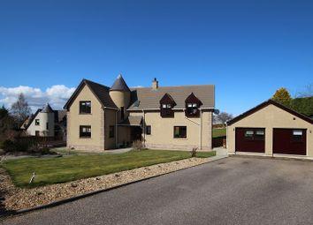 Thumbnail 5 bed detached house for sale in 64 Castleton Village, Milton Of Leys, Inverness, Highland.