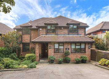 Thumbnail 5 bed detached house for sale in Milespit Hill, Mill Hill, London